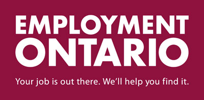 This Employment Ontario project is funded in part by the Government of Ontario